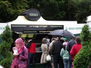 Mobile Catering Ireland - Real Irish