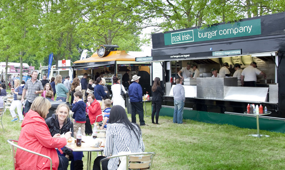 Event Catering Ireland